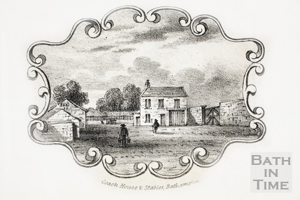Coach House & Stables, Bathampton c.1835?