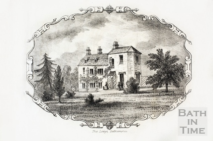 The Lodge, Bathampton c.1835?