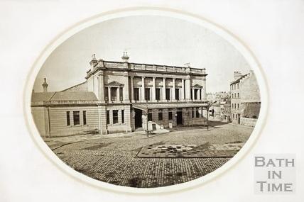 Green Park Station, c.1880