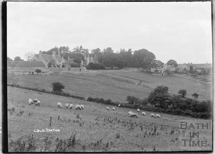 View of Cold Ashton c.1936