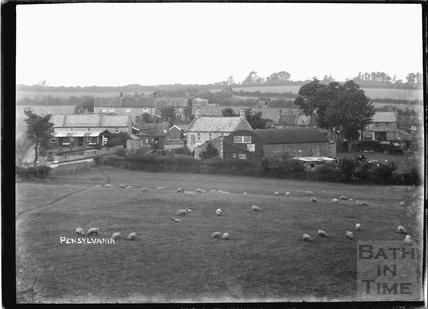 Pensylvania, near Cold Ashton c.1936