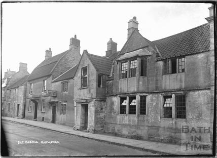 The Hospice, Marshfield c.1936