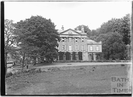 Shockerwick House 1920s