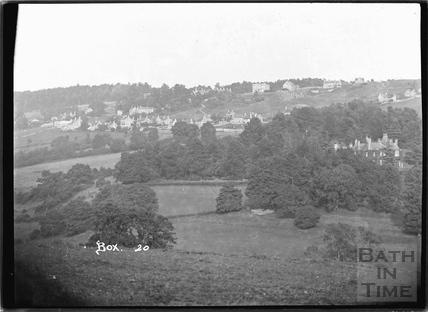 View of Box No.20, 1932