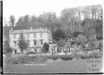 Iford Manor and gardens c.1920s