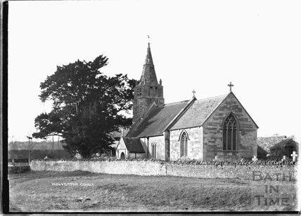 Wolverton Church, near Rode c.1935