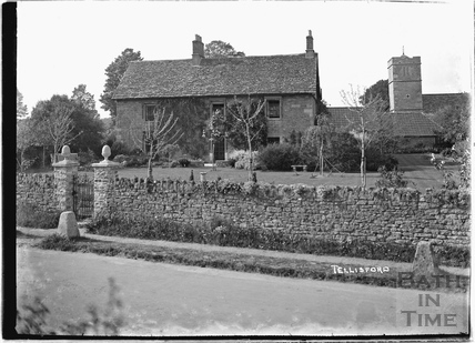 House in Tellisford, near Rode c.1935