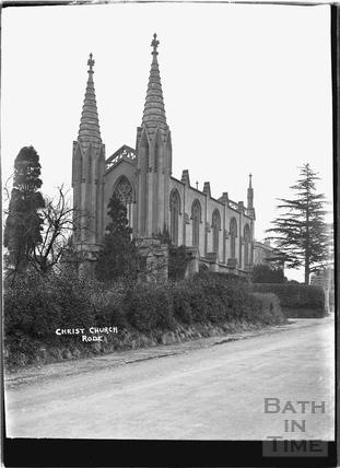Christ Church, Rode, c.1935
