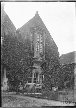 Great Chalfield Manor c.1922