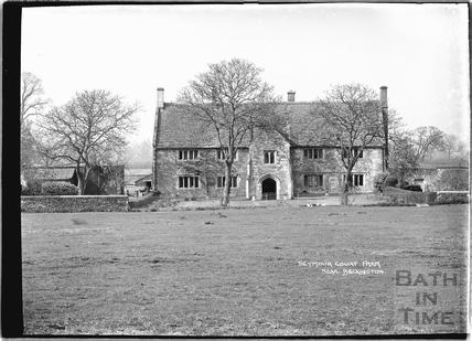 Seymour Court Farm, near Beckington c.1935