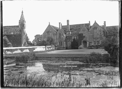 Great Chalfield Manor c.1922