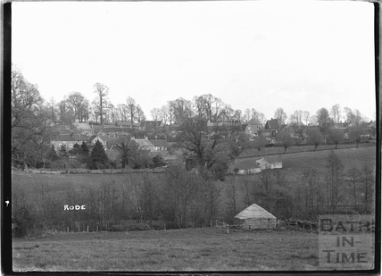 View of Rode c.1935