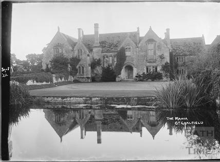 Great Chalfield Manor Sept 1922