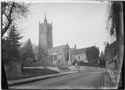 St John the Baptist Church, Batheaston c.1920s