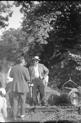 Hugh Griffiths, Monkton Combe 1952