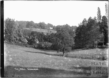 The Dell, Widcombe, c.1921