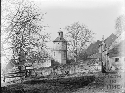 The Dovecote and stables, Widcombe, c.1921