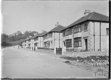 The Tyning, Widcombe c.1930s