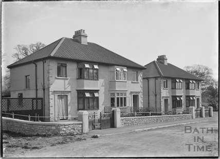 St Malo, The Tyning, Widcombe c.1930s