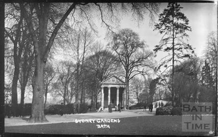 Pavilion, Sydney Gardens, c.1920s