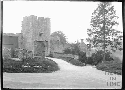 Farleigh Castle, Farleigh Hungerford, c.1931