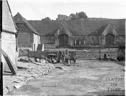 The Tithe Barn, Bradford-on-Avon c.1930s
