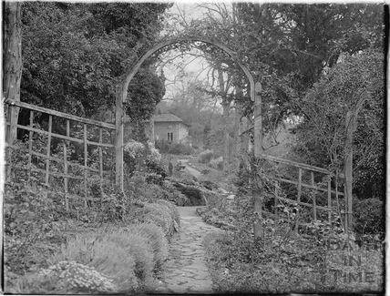 The Peto gardens at Iford Manor, c.1930s