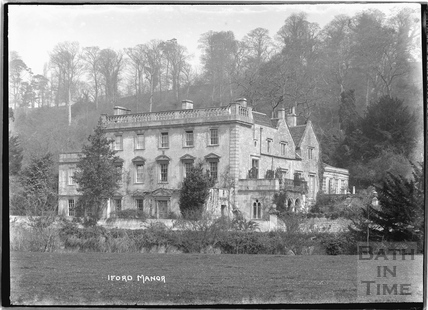 Iford Manor c.1930s