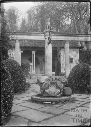Iford Manor Peto Gardens, No.8 c.1930s