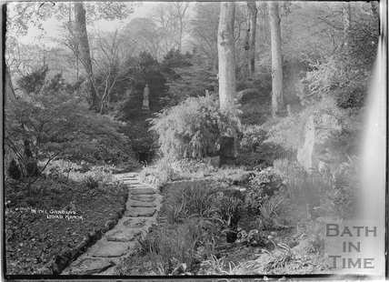 Iford Manor Peto Gardens, c.1930s