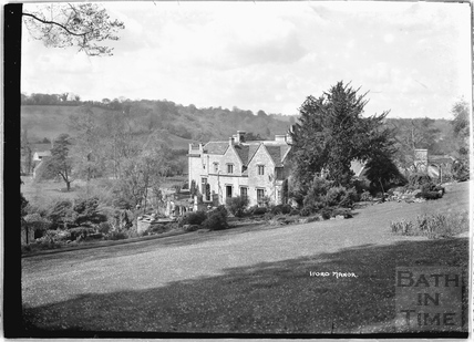 Iford Manor 1937