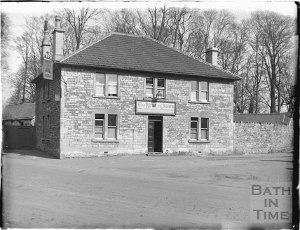 The Rose and Crown, Hinton Charterhouse c.1930s
