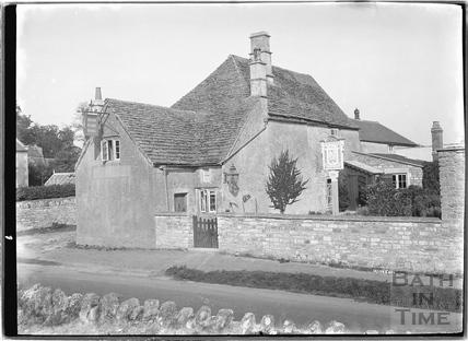 War memorial Hall, Hinton Reading Rooms, Hinton Charterhouse c.1930s