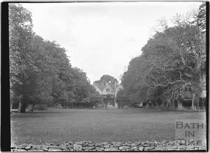 Hinton Priory, Hinton Charterhouse c.1930s