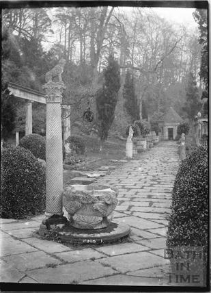 Iford Manor Peto Gardens, No.1 c.1920s