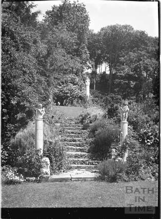 Iford Manor Peto Gardens, No.3 c.1920s