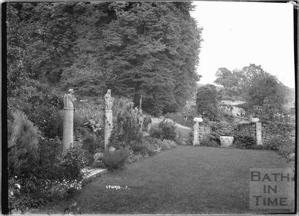 Iford Manor Peto Gardens, No.2 c.1920s