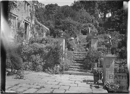 Iford Manor Peto Gardens, No.5 c.1920s