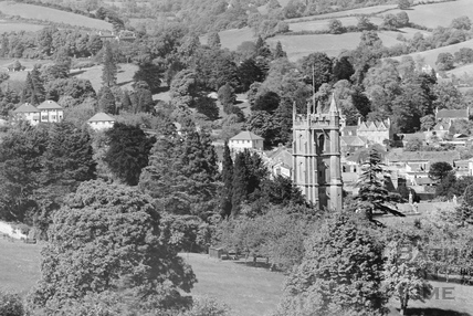 Northend, Batheaston c.1939 - detail