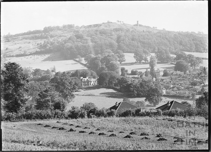 Looking over to Bathford c.1939