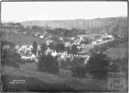 Batheaston from the Cliffs, c.1939
