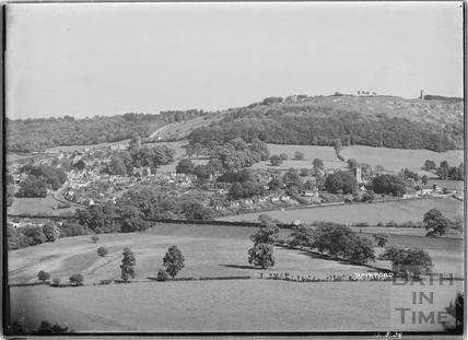 View of Bathford, 31 May 1939
