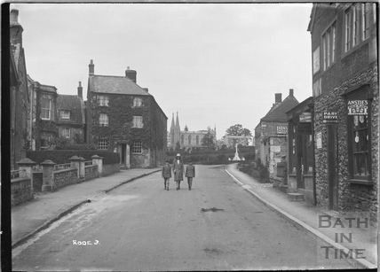 Rode High Street, No. 3 c.1921