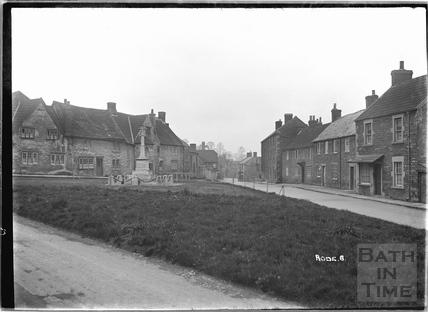 High Street, Rode No. 8 c.1934