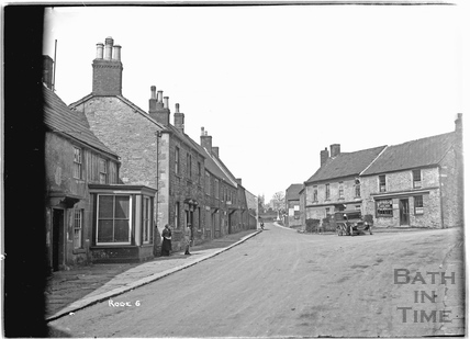 High Street, Rode No. 6 c.1934