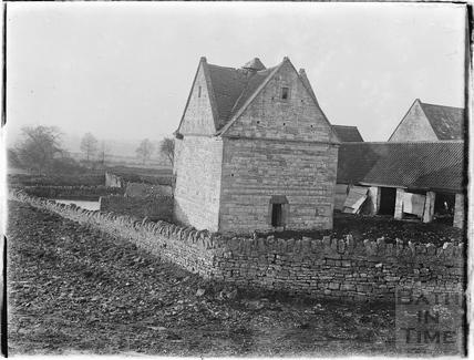 Dovecote, Manor Farm, Kelston c.1930s