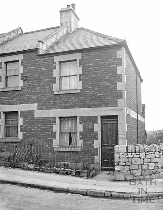 101 Lymore Avenue, South Twerton, Bath c.1920