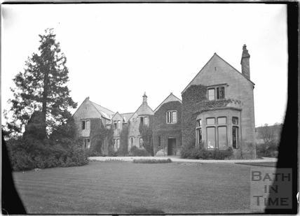 House in Bathampton Lane 1925