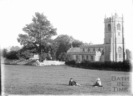 St Julian Church, Wellow c.1920s