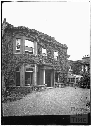 House in Bathampton Lane 1925
